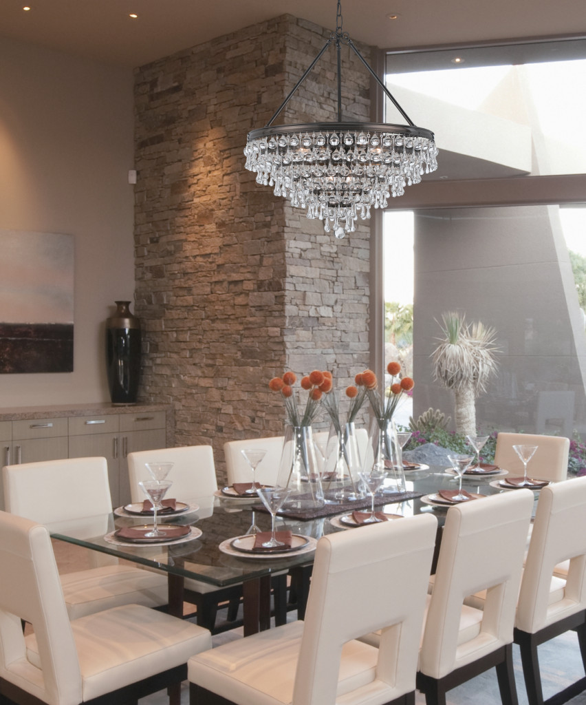 Modern Lighting Design Living Dining Room