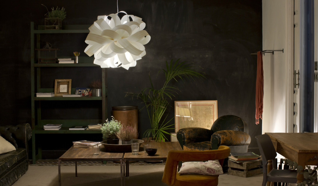 home - modern lighting design